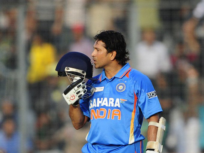 God of Cricket:        8                                 .