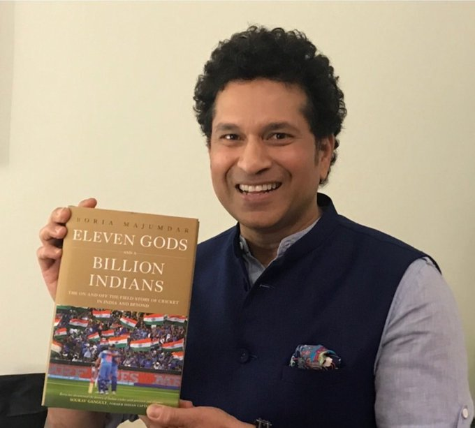 Happy birthday to God of cricket legend Sachin Tendulkar
