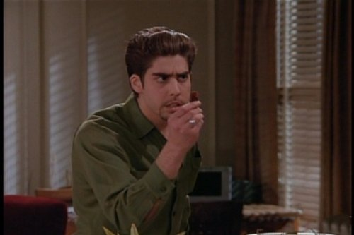 #tfw u realise Eddie from Friends was crying out for help but characters like Chandler were too self-involved and emotionally distant to heed the call