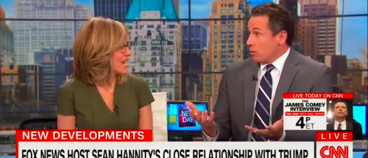 CNN's Chris Cuomo Continues War Against MSNBC's 'Morning Joe https://t.co/7bIOq8MyDX