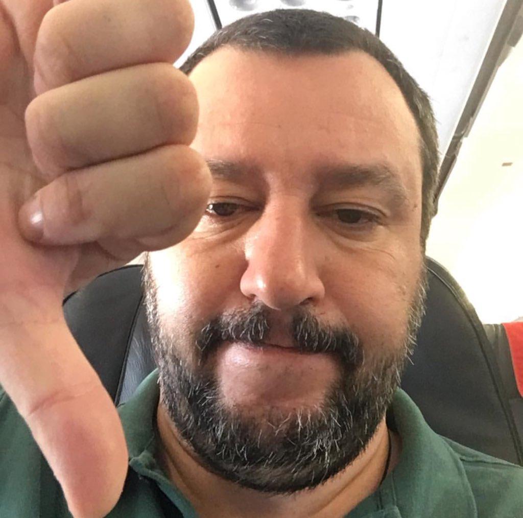 PD al governo? No, grazie. Farò di tutto perché il voto degli italiani sia rispettato, da Roma e da Bruxelles. P.s. Guarda caso i clandestini tornano a sbarcare...  @instagram >  👉🏻https://t.co/m5mkvECscm @matteosalviniofficial