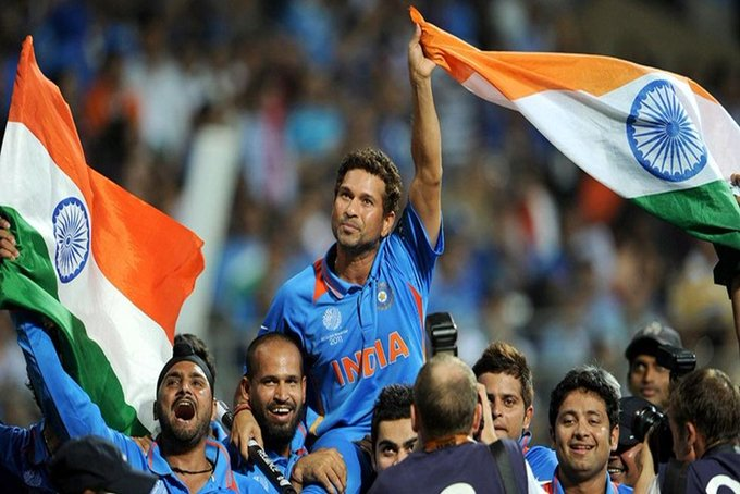 On Birthday, Recalls \Happy Dents\ Of 2011 World Cup Victory  READ HERE: