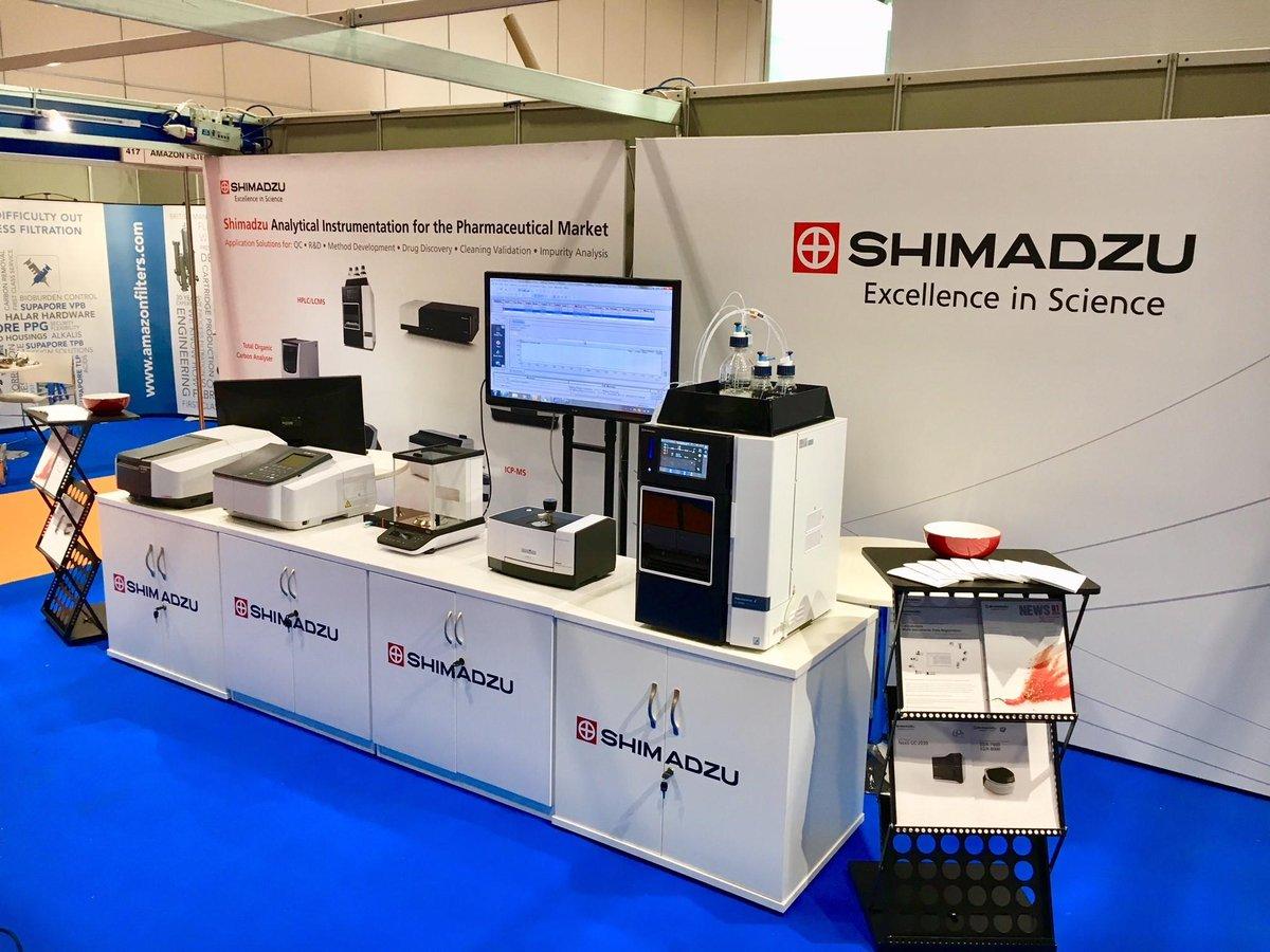 Shimadzu UK Limited on Twitter: