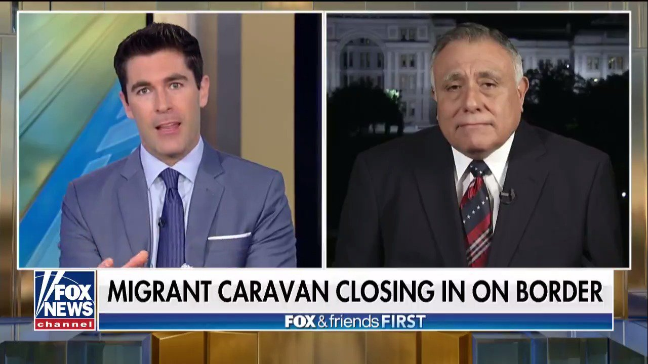 George Rodriguez: 'Immigration is not a racial issue and it's not an ethnic issue.' https://t.co/iPUGLmglPI https://t.co/Zku6yIjXmC