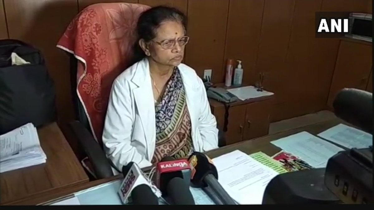 Her condition has slightly improved. She has been kept on ventilator and is being treated by a panel of 13 doctors: Superintendent, SCB Medical College and Hospital, Cuttack on the treatment of  6-year-old girl who was allegedly raped in Odisha's Cuttack on 21st April.