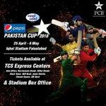 #PepsiPakistanCup
