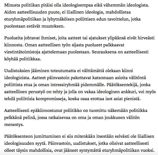 Johanna Vuorelma On Twitter Tss Pursiain Esitt Trkeit