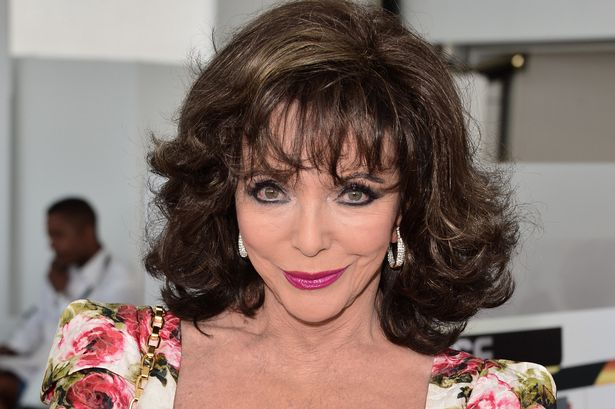 Happy Birthday to British acting royalty Joan Collins (