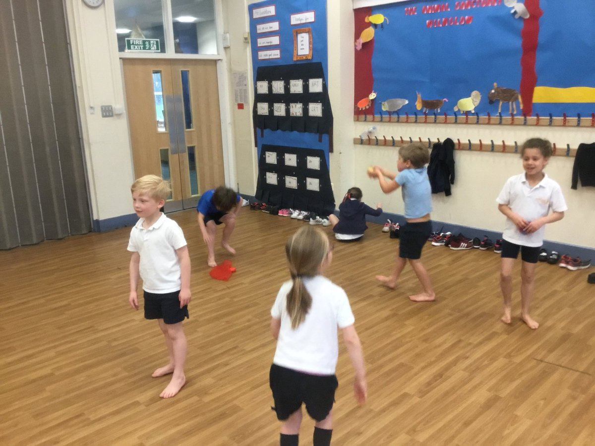 test Twitter Media - Developing our underarm throwing in PE - great to use different types of equipment #gorseype https://t.co/rJwBlChesT