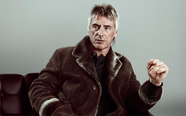 Happy Birthday to the modfather Paul Weller (