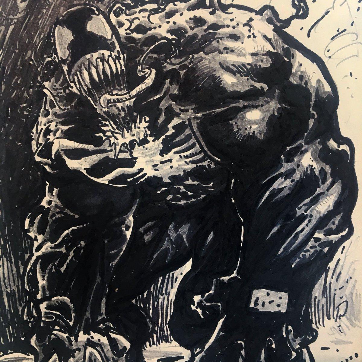 Dibujos De Venom 2018