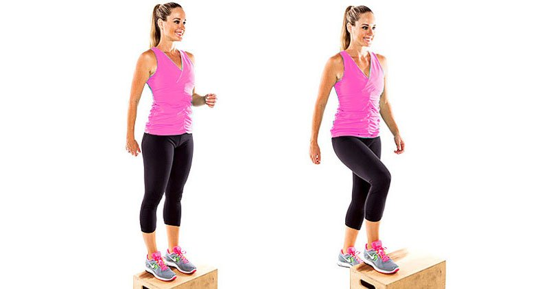RT Step-ups are one of the best strengthening exercises for knee pain ➡ https://t.co/2X7E3L9xCT https://t.co/8WDub0wLNr #health #well