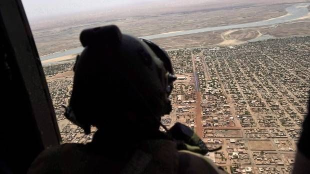 Canadian chopper pilots will be using the Afghanistan playbook in Mali https://t.co/BWhU3ZF0ua