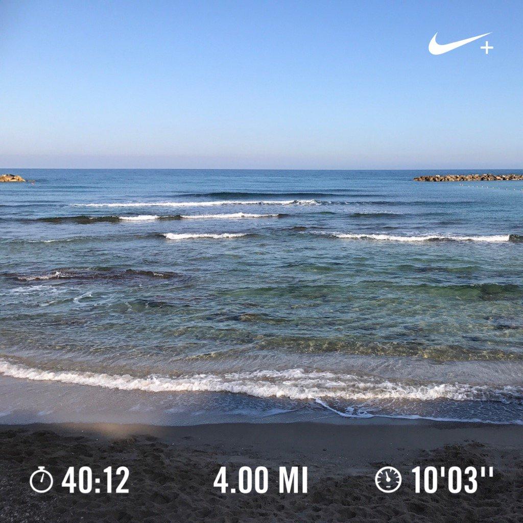 2018 Run 45, 4 miles. Surprised to get 3...
