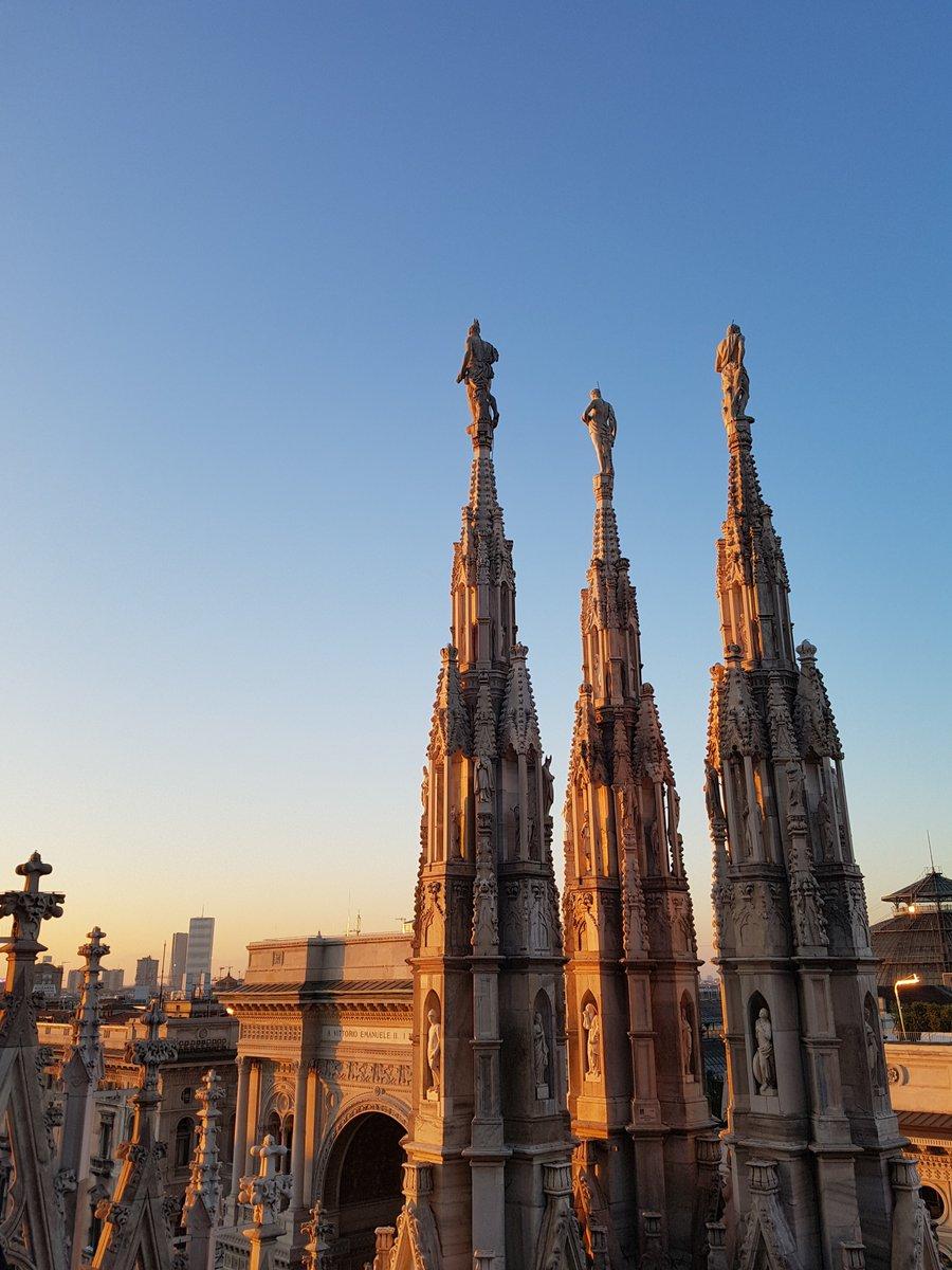 Duomo Di Milano On Twitter Avete Già Visitato Le Terrazze