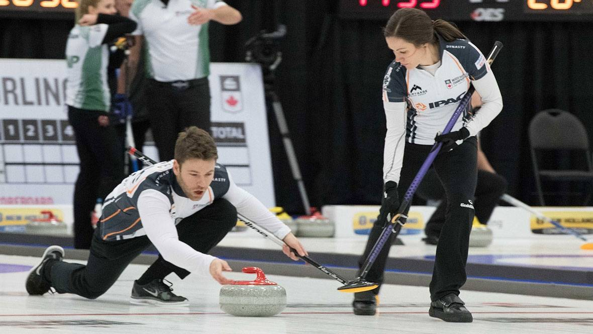 Canada off to unbeaten start at mixed doubles curling world championship https://t.co/fWcCLEWAPx