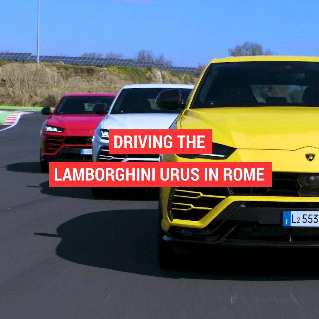 "Autoblog On Twitter: ""The 2019 @Lamborghini Urus Is One"