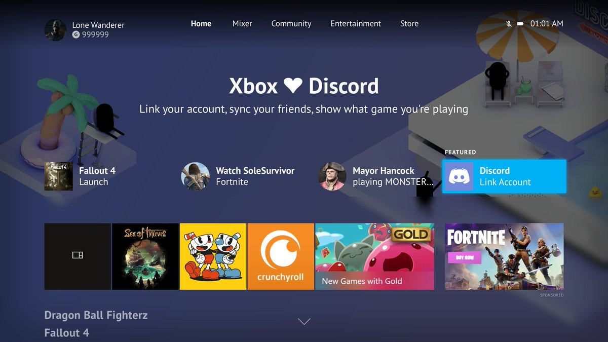 Larry Hryb On Twitter Microsoft And Discord Discordapp Team Up To Connect Pc And Console Gamers Across Xbox Live And Discord Making It Easier Than Ever To See What Your Friends Are