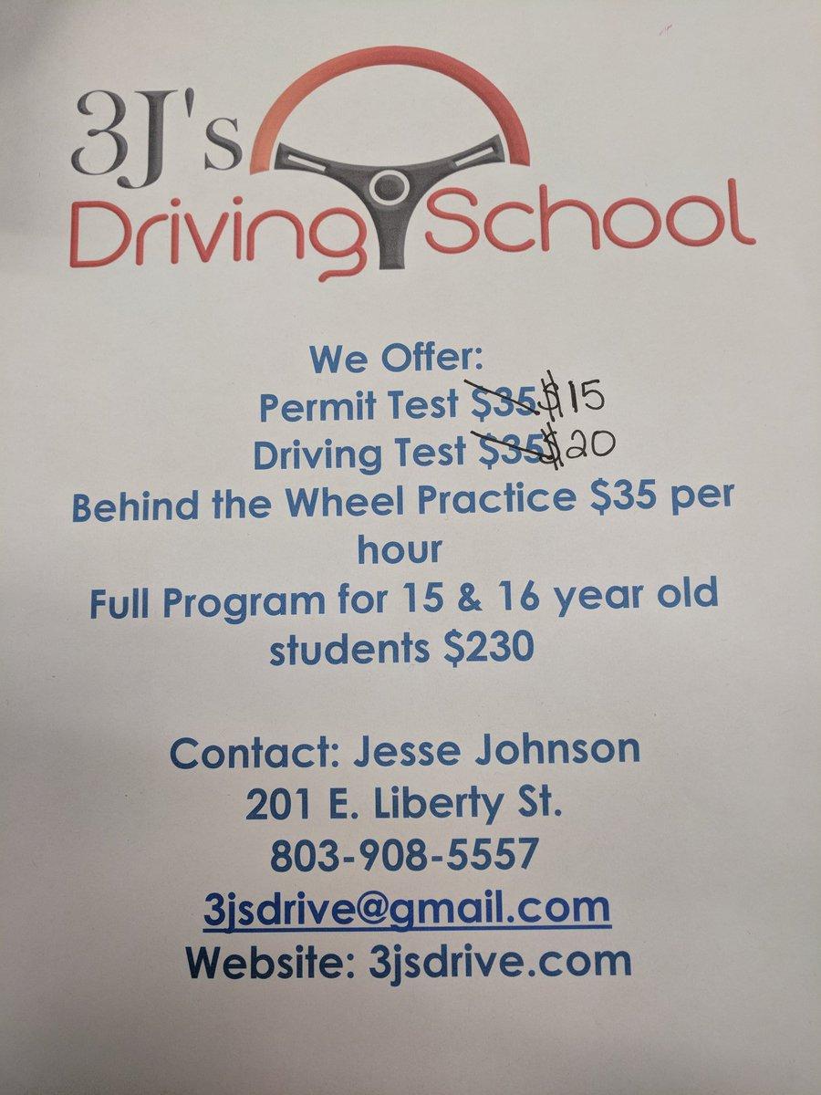 3J's Driving School (@3JsDrive) | Twitter