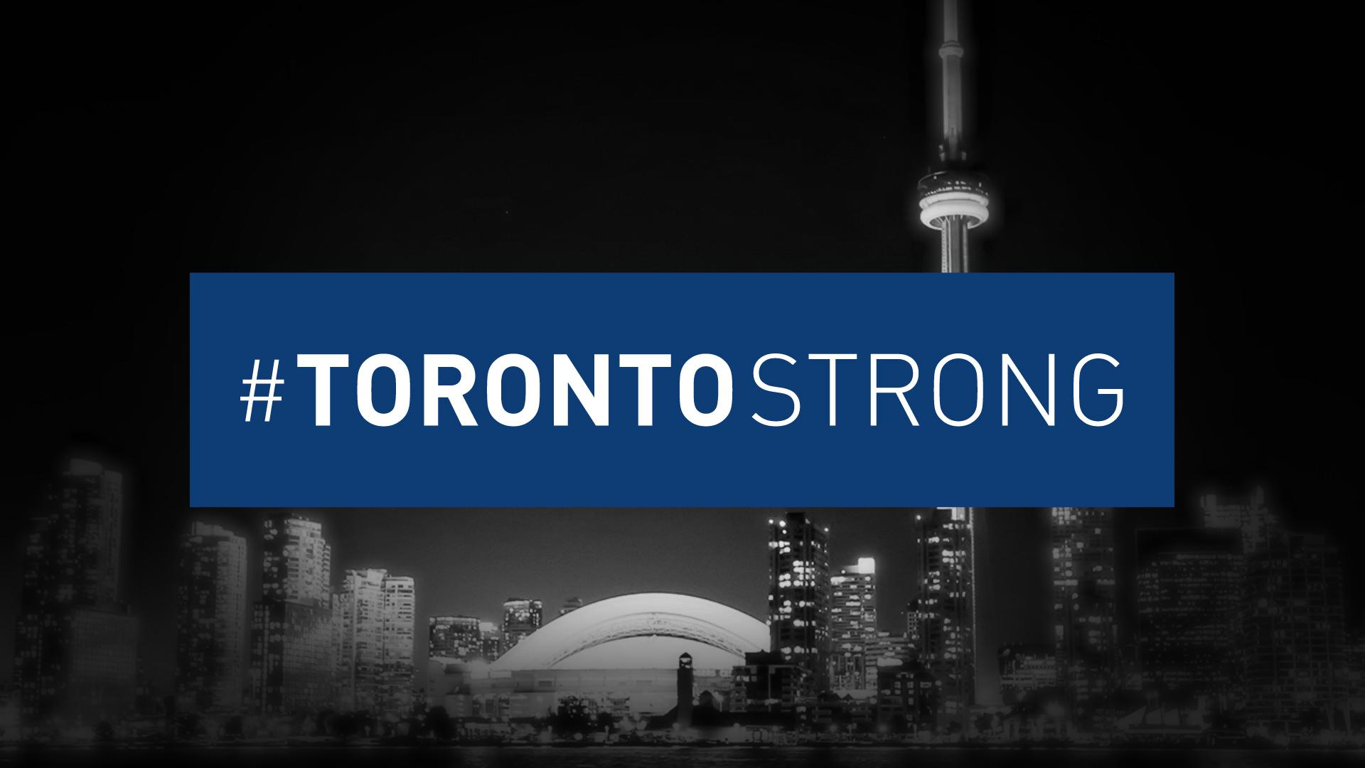 Love to our city, our country, the place we call home. �� #TorontoStrong #TorontoTheGood https://t.co/p1RuT3WUyY