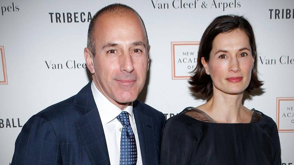 EXCLUSIVE: Matt Lauer is in 'bad shape' as his divorce from Annette Roque moves forward. https://t.co/bAJzNitbb7