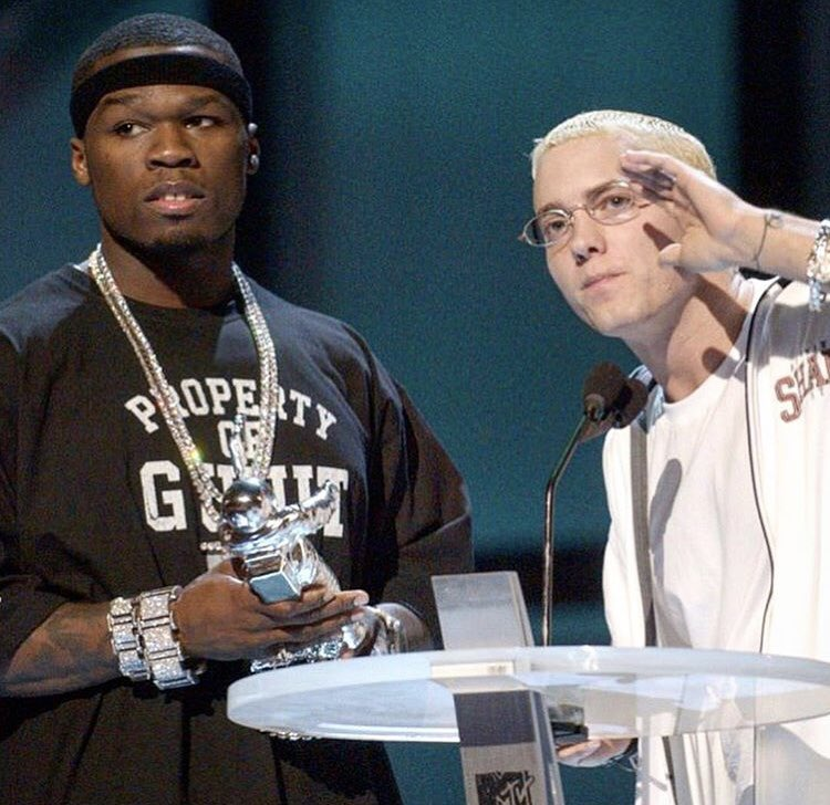 Whats the big deal, ����♂️ we been winning a long Time now.  @Eminem #lecheminduroi ���� https://t.co/A2vcm0rAwX