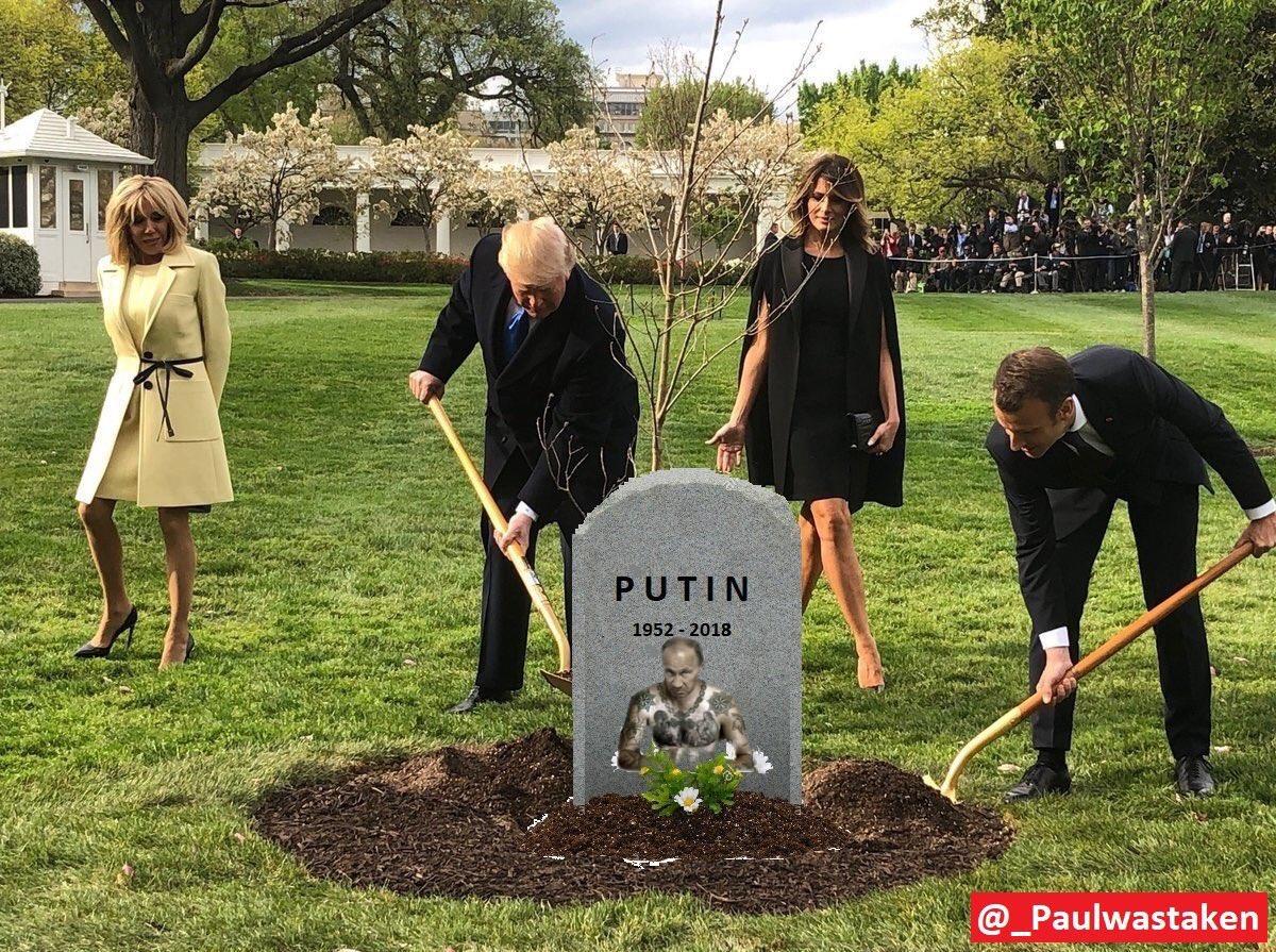 """Сенатори-республіканці розкритикували зустріч Трампа та Путіна і запропонували пошукати """"жучки"""" в подарованому м'ячі - Цензор.НЕТ 9833"""
