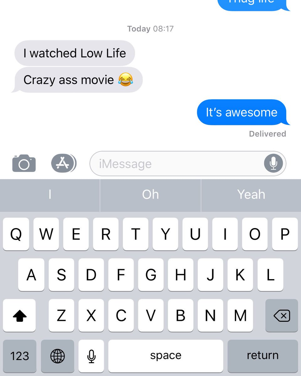 Attn: @LowlifeTheMovie - another person I converted... @ryanprows