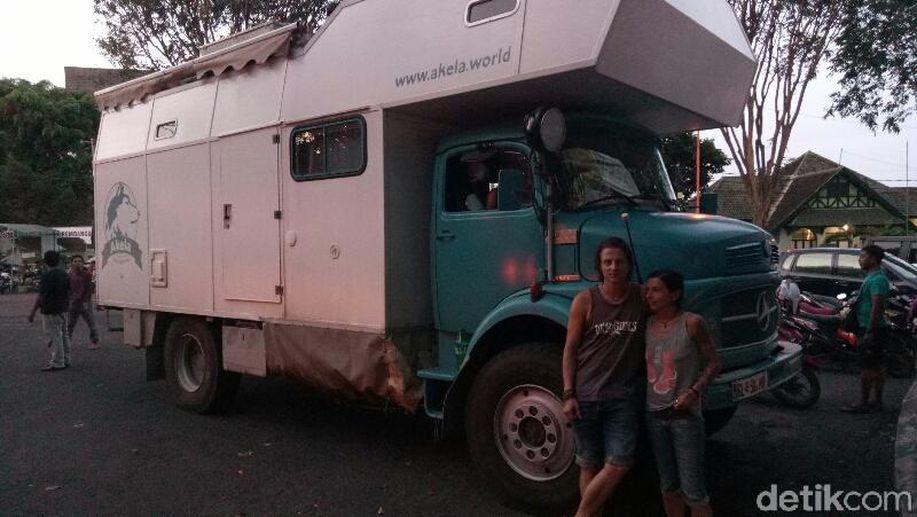 Keluarga Austria yang Keliling Dunia Kagumi Keramahan Indonesia https://t.co/R6rY2x1IgI https://t.co/xKYMP96XNy