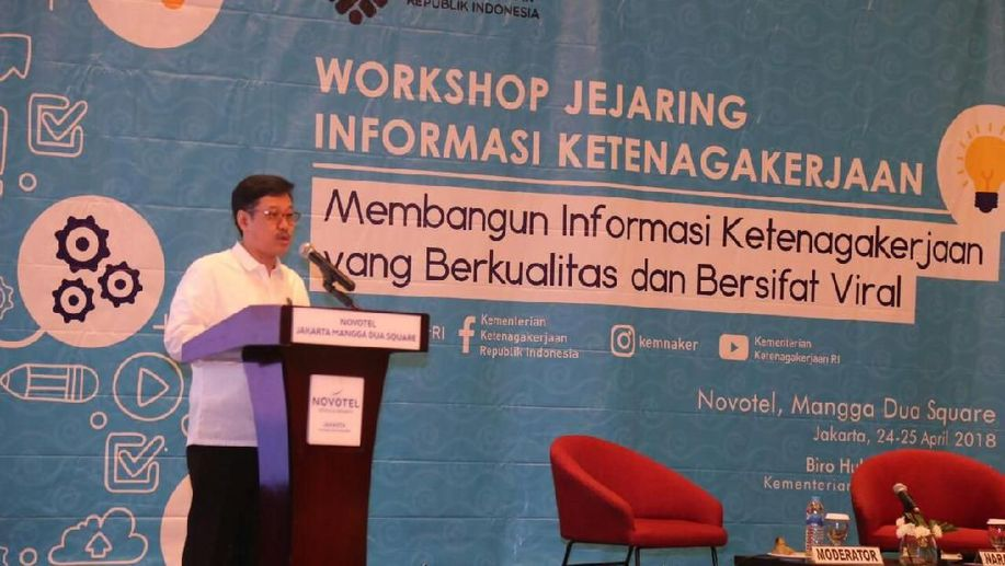 Lewat Medsos, Kemnaker Perluas Informasi Ketenagakerjaan https://t.co/buCDt8RpNg https://t.co/W2Nc2S3PVi