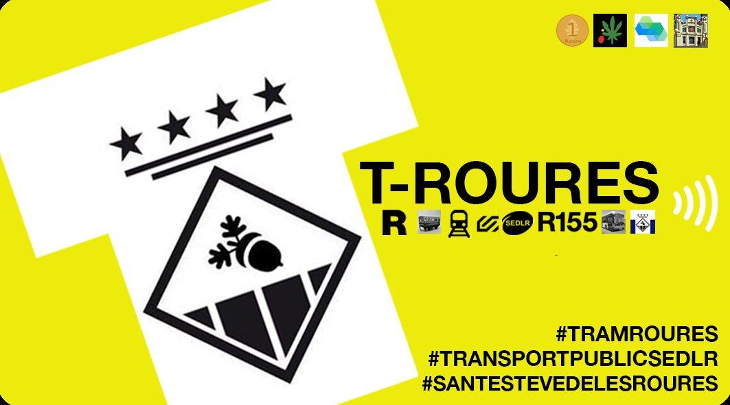 T-Roures groga