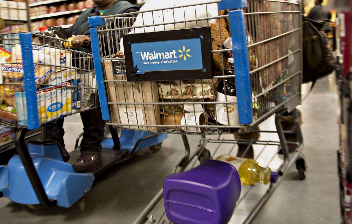 DoorDash tests grocery delivery with Walmart bloom.bg/2Fb4OLJ