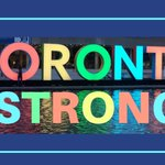 Image for the Tweet beginning: #TorontoStrong Our thoughts go out