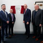 Official Opening of @gcmhuireag extension with @simoncoveney yesterday #GreatEvent