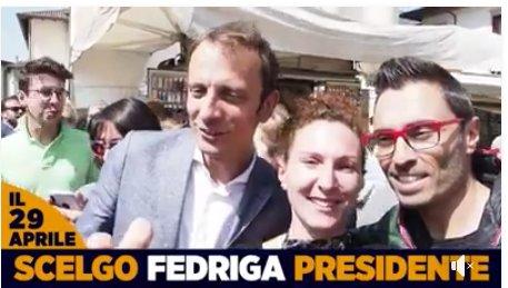 Coerenza e idee chiare! Domenica ogni vostro voto alla Lega in Friuli-Venezia Giulia sarà per mandare a casa Pd e sinistra, e per portare in regione il nostro modello di Buongoverno. Conto su di voi! #domenicavotoLega #FedrigaPresidente VIDEO > https://t.co/vRVRV3XnFV
