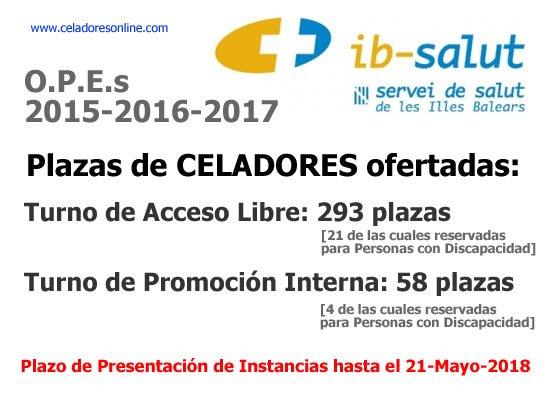 IB-SALUT CONVOCA 351 PLAZAS PARA LA CATEGORÍA DE CELADOR/A DbjP6_ZWkAYSWbn