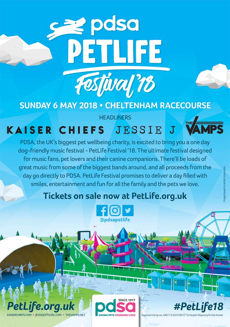 test Twitter Media - We will be @PDSAPetLife at Cheltenham Racecourse on Sunday 6th May - come and see us! https://t.co/N8ylLVl2Mm