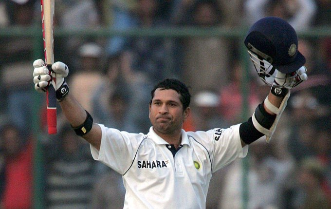Happy birthday to World\s ones and only one Sachin Tendulkar.
