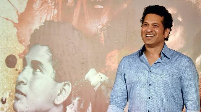 Happy birthday sachin tendulkar sir