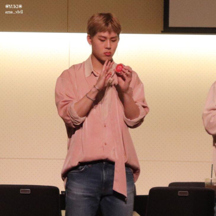 180422 사인회 #Monsta_X #몬스타엑스 #Kihyun #기현...
