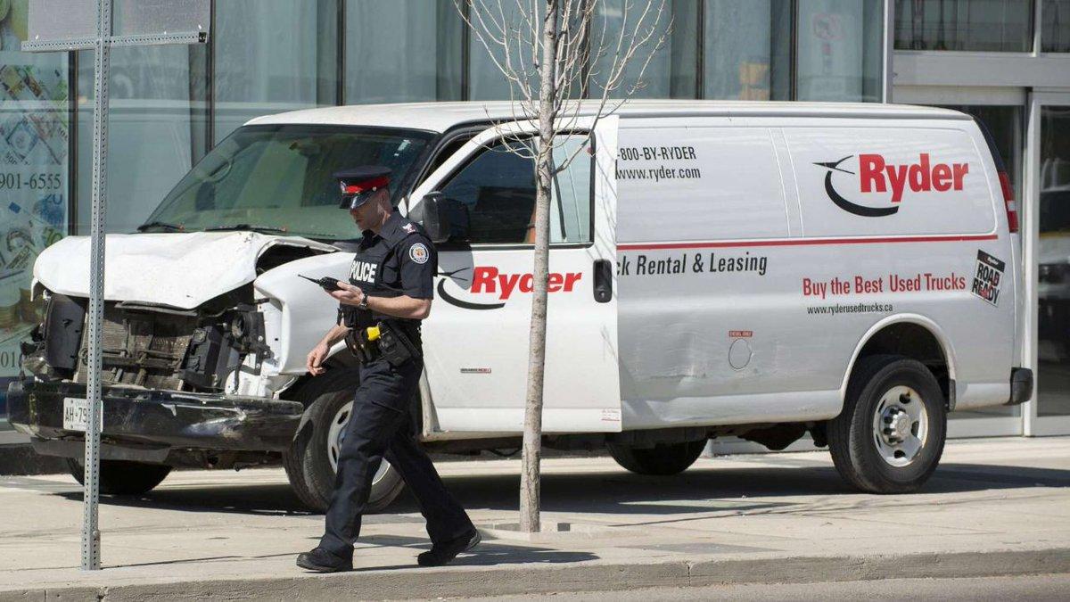 Strage Toronto, killer incriminato per omicidio volontario #toronto https://t.co/eMLNHGeXgb
