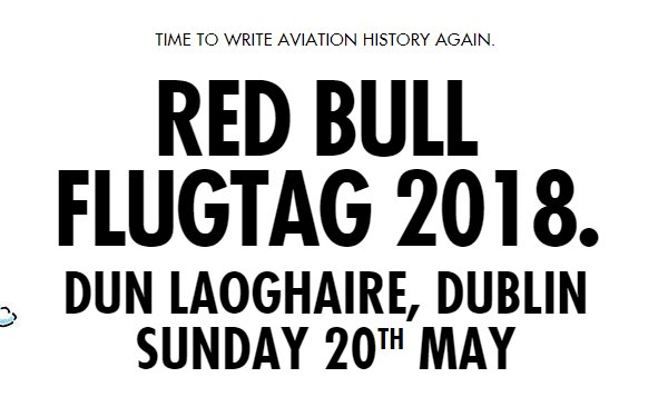 Only 25 days left! All the teams have been picked!  #redbullflutag is coming to Dun-Laoghaire on Sunday 20th May.  #Distance #Creativity and #Showmanship  Share your pictures with us of the last #flugtag in Dun-Laoghaire and can you tell us what year? https://t.co/hC3v0A92wg