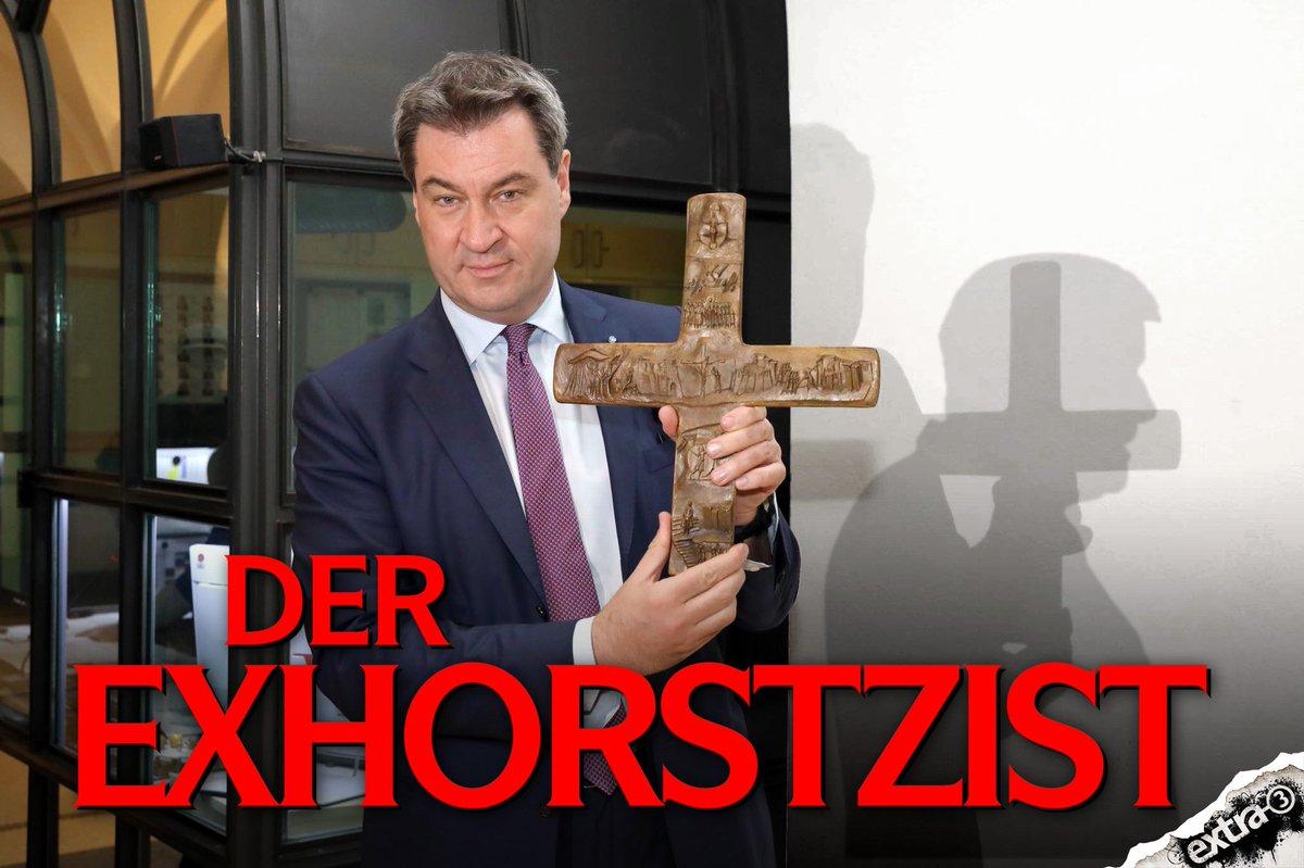 #Kruzifix-Pflicht für Behörden? Es ist ein #Kreuz mit der CSU.