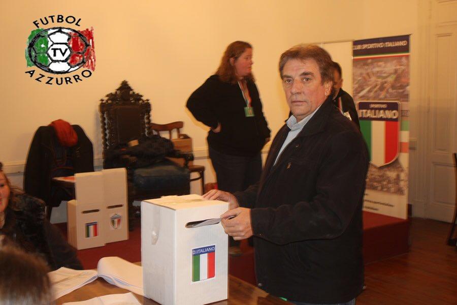 Falleció José Mellano, presidente de Sportivo Italiano