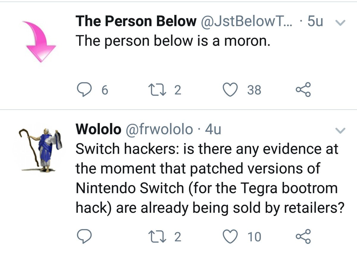 Wololo on Twitter: