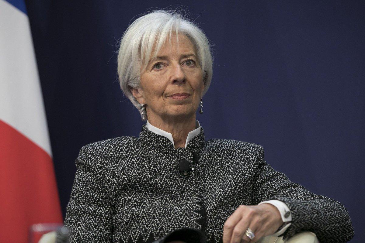 🔴🔜 #RTLSoir : A 18h, Christine @Lagarde est l'invitée de @FogielMarcO - La directrice générale du FMI participe ce soir au dîner d'Etat donné par Donald Trump à la maison Blanche en l'honneur d'Emmanuel Macron >> rtl/direct
