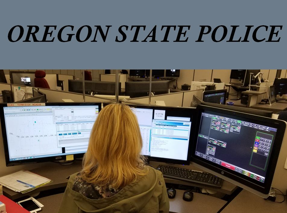 Image result for oregon state police dispatch