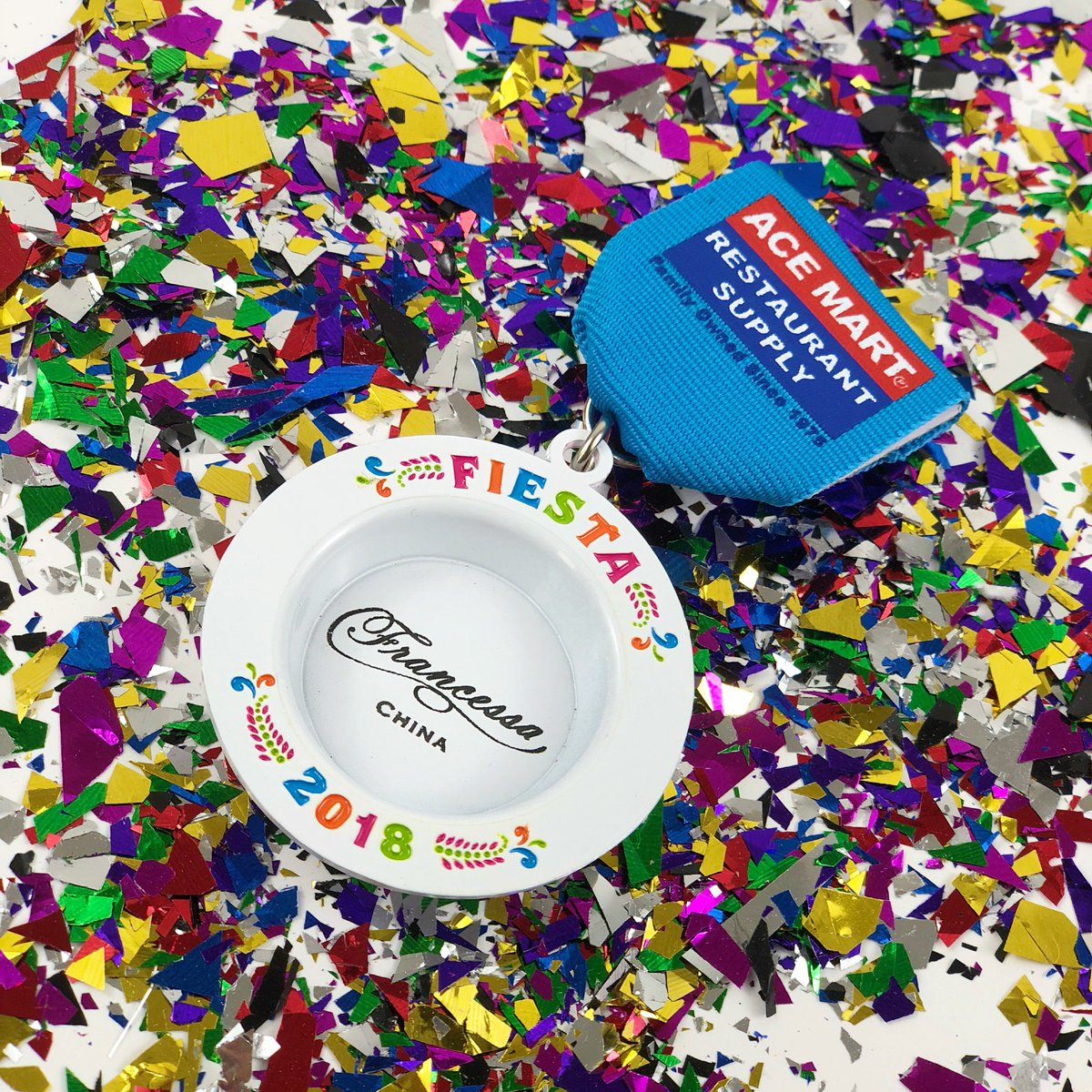 Ace Mart Restaurant Supply On Twitter Our Fiesta San Antonio Medals Are Now Available Online Order Yours Today For Only 10 Here Https T Co 2fkcwk2bcu Vivafiesta Https T Co He2cuioe20