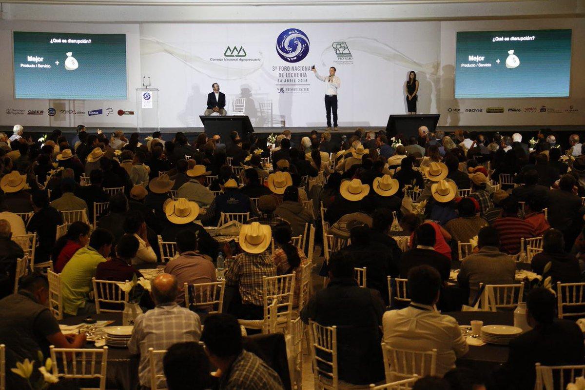 Reunión de Anaya con productores de Zacatecas.
