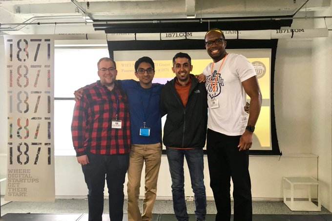 #UISedu students were recently part of the first & third place teams at the #Campus1871 startup competition in Chicago. The weekend-long initiative simulates the realities of launching & running a startup company and was hosted by @1871Chicago. Read More: https://t.co/nb7ZYUc7lN https://t.co/WKJ3090ev6